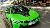 Đa sắc màu cho các bộ áo BMW i8 tại thị trường Việt Nam