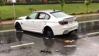 Lâm Đồng: Xe trong đoàn BMW Fan Club va chạm với xe máy khiến 2 người bị thương nặng