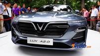 Hé lộ giá thành trang bị tùy chọn nâng cao của mẫu sedan VinFast LUX A2.0