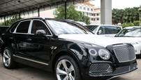 Bentley Bentayga phiên bản V8 sẽ được phân phối chính hãng vào năm sau