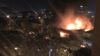 Phạm Hùng: Lửa thiêu gara xe sang gây náo loạn trời đêm
