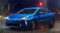 Toyota Prius 2019 nâng cấp mới bao gồm tùy chọn hệ dẫn động 4 bánh AWD