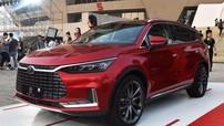 BYD Tang EV600 - SUV hạng sang gia tốc 0-100 km/h trong 4,4 giây, đe dọa Tesla Model X
