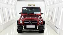 Khách hàng Việt chi hơn 1 tỷ đồng để có màu sơn hiếm trên Mercedes-Benz G63 AMG