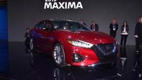 Nissan Maxima 2019 sở nhiều trang bị và thiết kế mới