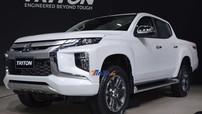 Cận cảnh thiết kế của xe bán tải Mitsubishi Triton 2019 ngoài đời thực