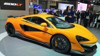 Siêu phẩm McLaren 600LT lần đầu tiên ra mắt tại Thái Lan, giá hơn 17 tỷ đồng