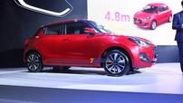 Suzuki Swift 2018 hoàn toàn mới ra mắt thị trường Việt, giá từ 499 triệu đồng
