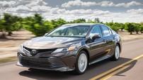 10 xe bán chạy nhất tại thị trường Mỹ trong 10 tháng đầu năm 2018