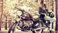 Bất ngờ, phụ nữ mới là đối tượng chi tiền nhiều hơn cho mô tô so với nam giới
