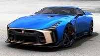 """Nissan GT-R50 - phiên bản kỷ niệm 50 năm dòng siêu xe """"Godzilla"""" - được sản xuất với giá 1,12 triệu USD"""