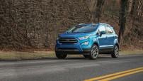 Ford EcoSport tiếp tục thất thế trên chiến trường crossover đô thị cỡ nhỏ
