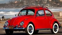 """""""Con bọ"""" Volkswagen Beetle chạy nửa triệu km của cụ bà 71 tuổi được phục chế long lanh"""