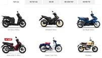 Honda Việt Nam tăng trưởng giảm mảng xe máy trong nước, tăng mạnh xe xuất khẩu trong tháng 11