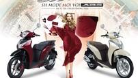 Honda SH Mode phiên bản mới được trang bị phanh ABS và bổ sung 2 tùy chọn màu sắc