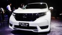 Honda CR-V tại Việt Nam được bổ sung phiên bản đặc biệt với số lượng đúng 160 chiếc