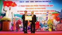 THACO và ông Trần Bá Dương nhận Huân chương Lao động hạng Nhất