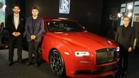 Rolls-Royce Wraith Black Badge ra mắt Malaysia: Khi phiên bản Black Badge không còn bí ẩn qua bộ áo đen
