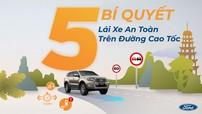 5 điều cần chú ý khi lái ô tô đi xa trong dịp cuối năm