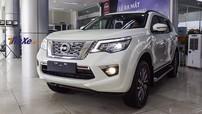 Nissan Terra bản cao cấp nhất có gì mà đắt hơn 200 triệu đồng so với 2 bản còn lại?