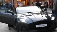 """David Beckham bổ sung Aston Martin DBS Superleggera 2018 vào bộ sưu tập xe """"khủng"""" của mình"""