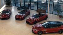 Chuyện hy hữu: Một đại gia mua đến 4 phiên bản Aston Martin Vanquish Zagato