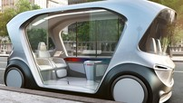 Tương lai của di chuyển trong thành phố trông sẽ như thế này