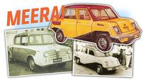 Trước Tata Nano, Ấn Độ đã từng có chiếc xe ô tô rẻ nhất đầu tiên là Meera