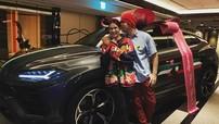 Châu Kiệt Luân được bà xã tặng siêu xe Lamborghini Urus nhân ngày Giáng sinh
