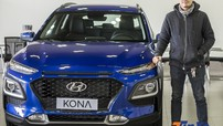 Chọn Hyundai Kona 2.0AT bản đặc biệt nếu bạn quan tâm đến giá xăng và ví tiền