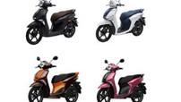 Tổng hợp màu xe Janus mới nhất hiện nay. Màu xe Yamaha Janus được mua nhiều nhất.