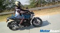 Lộ ảnh chạy thử Yamaha FZ V3 với thiết kế lấy cảm hứng từ FZ25