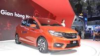 Hatchback đô thị Honda Brio có giá tạm tính 330 triệu đồng tại Việt Nam