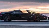 Giá cao chót vót dành cho chiếc Ferrari LaFerrari mui trần chuẩn bị đấu giá vào tháng 1 tới đây