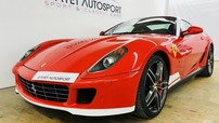 Siêu xe Ferrari 599 GTB HGTE 60F1 cực hiếm rao bán với giá hơn nửa triệu đô la