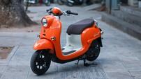 Cận cảnh xe ga Yamaha Vino với trang bị động cơ 50cc của Honda tại Việt Nam