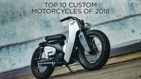 """Top 10 """"xế độ"""" hoàn hảo nhất năm 2018 được bình chọn trên thế giới bởi BikeExif (Phần 1)"""