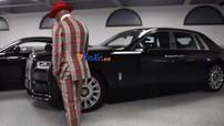 Võ sỹ triệu phú Floyd Mayweather khoe bộ sưu tập xe với 4 chiếc Rolls-Royce