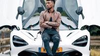 Kingsley Coman - tiền đạo Bayern Munich - đâm hỏng siêu xe McLaren 720S trị giá 6,6 tỷ đồng