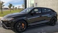 Siêu SUV Lamborghini Urus cá tính qua bộ áo nâu Marrone Alcestis