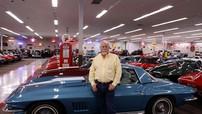 Đại gia mua cả đại siêu thị WalMart để làm nhà kho chứa bộ sưu tập xe khủng