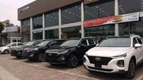 Hyundai Santa Fe 2019 ồ ạt về đại lý trước ngày ra mắt Việt Nam vào tuần sau