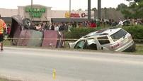 Ném trứng vào xe qua đường, thiếu niên 14 tuổi bị đuổi theo rồi gây tai nạn chết người