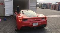 """Siêu xe Ferrari 488 GTB đỏ rực """"xông đất"""" Việt Nam đầu năm 2019"""
