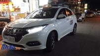 Honda HR-V với giá ra biển gần 1 tỷ đồng lại được dùng làm xe taxi