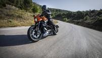 Xe cruiser điện Harley-Davidson LiveWire chốt giá 690 triệu đồng