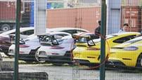 Siêu xe Porsche 911 GT3 RS đời 2019 đầu tiên cập bến tại Việt Nam