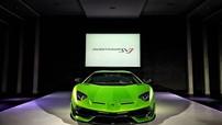 """Siêu phẩm Lamborghini Aventador SVJ tiếp tục ra mắt thị trường Đông Nam Á, giới nhà giàu Việt lại """"phát thèm"""""""