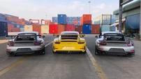 """Lần đầu nghe """"tiếng thở"""" của siêu xe Porsche 911 GT2 RS hơn 20 tỷ đồng tại Việt Nam"""