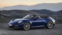 Porsche 911 Cabriolet 2020 bất ngờ xuất hiện với nhiều nâng cấp